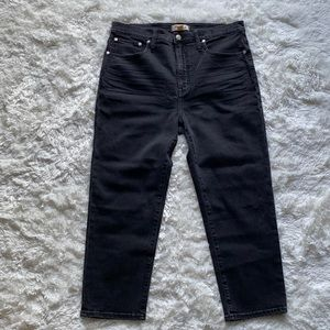 Madewell New classic straight jeans size 31 P